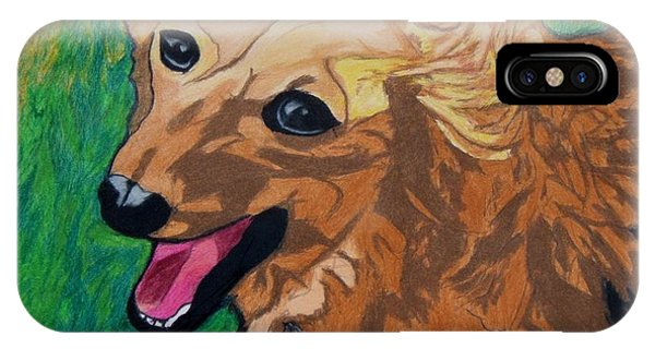 Doxie IPhone Case