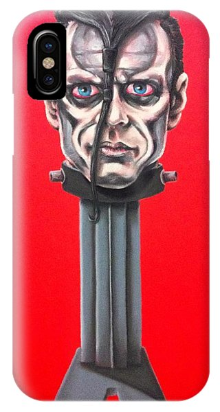 Doyle Wolfgang Von Frankenstein IPhone Case