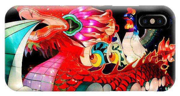 Dragon Float IPhone Case