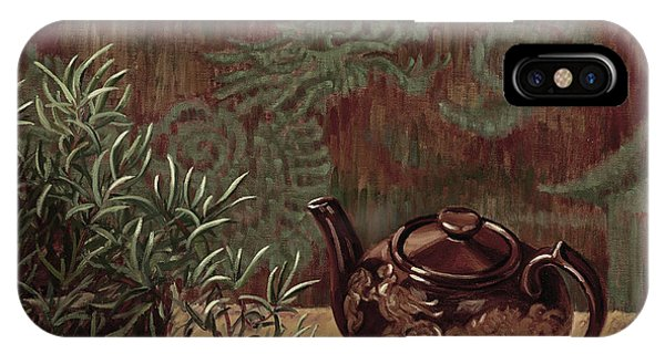 Dragon Teapot IPhone Case