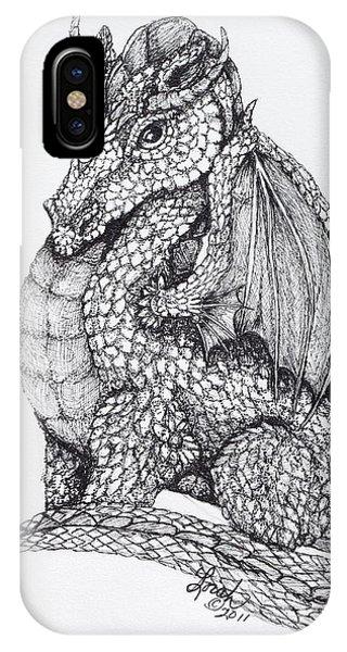 Dragon's Dream IPhone Case