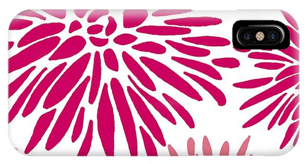 Pattern iPhone Case - Drama Queen by Sarah Hough