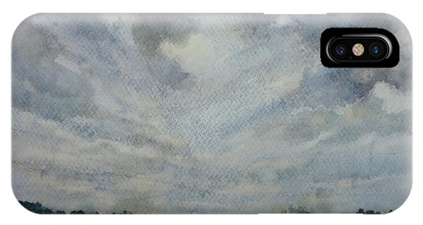 Dramatic Sky IPhone Case