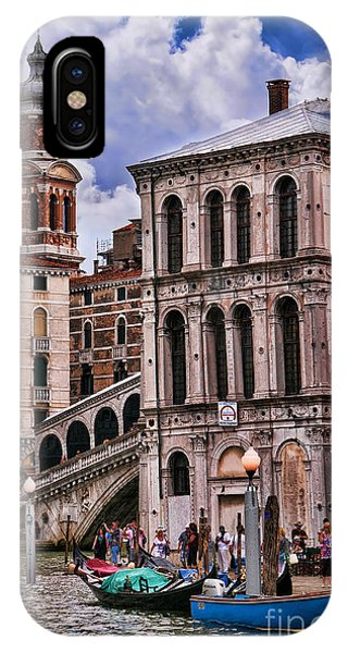 Dramatic Venice IPhone Case
