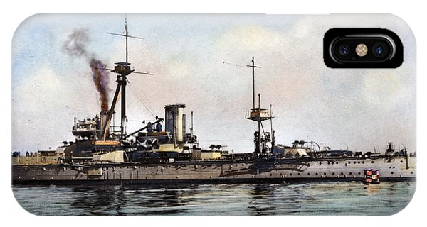 Dreadnought, 1907 IPhone Case