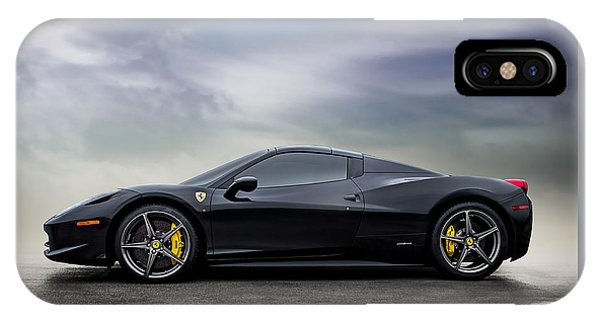Dream #458 IPhone Case