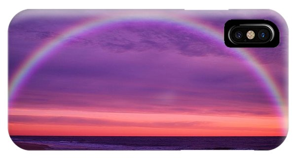 Dream Along The Ocean IPhone Case