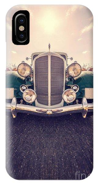 Car iPhone Case - Dream Car by Edward Fielding