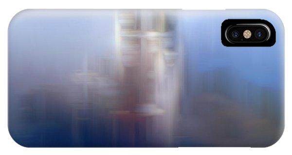 Dream Castle I IPhone Case