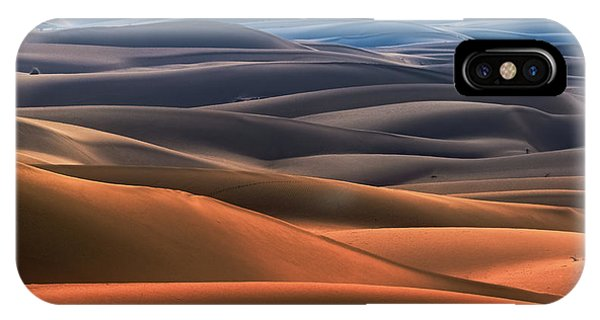 Layer iPhone Case - Dream Desert by Mohammad Shefaa