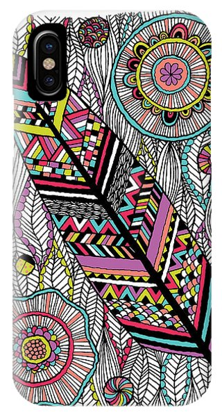 Dream Feather IPhone Case