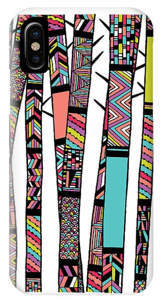 Tribal iPhone Case - Dream Forest by MGL Meiklejohn Graphics Licensing