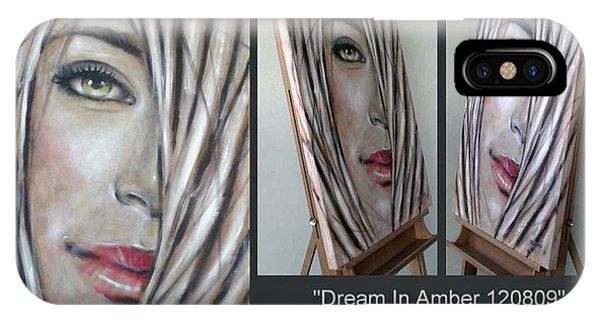 Dream In Amber 120809 Comp IPhone Case