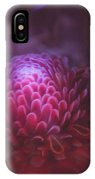 Dream In Bloom - Pink IPhone Case