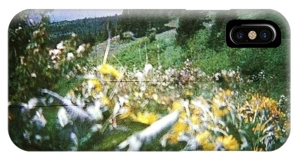 IPhone Case featuring the photograph Dream In East Glacier by Carol Whaley Addassi