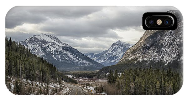 Banff iPhone Case - Dream Journey by Evelina Kremsdorf