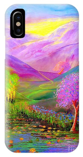 Waterlily iPhone Case - Dream Lake by Jane Small