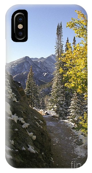 Dream Lake Sunrise IPhone Case