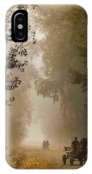 Fog iPhone Case - Dream Land by Razvan Lazarescu