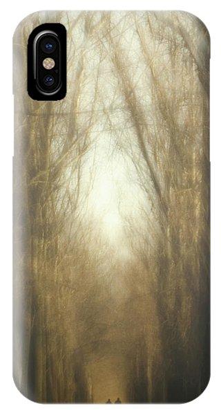 Dream Lane IPhone Case
