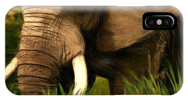East Africa iPhone Case - Dream Of Me by Lourry Legarde