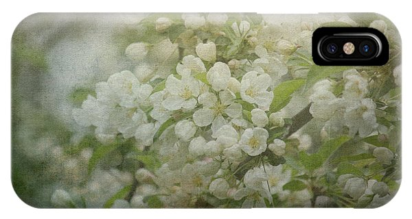 Dream Of Spring IPhone Case