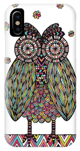 Dream Owl IPhone Case