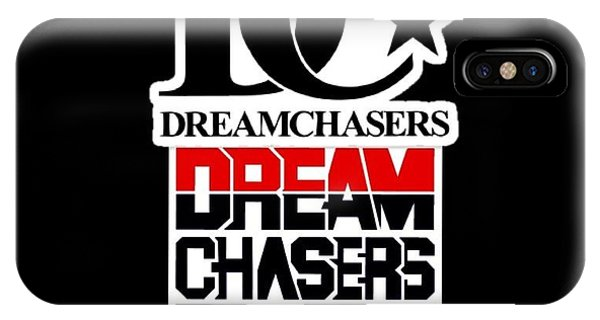 Dreamchasers Phone Case by Dream Chasers Never Sleep
