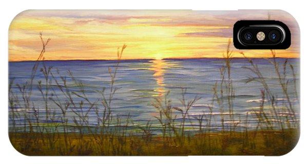 Dreamers Sunrise Phone Case by Cheryl Damschen