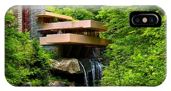 Dreaming Of Fallingwater 4 IPhone Case