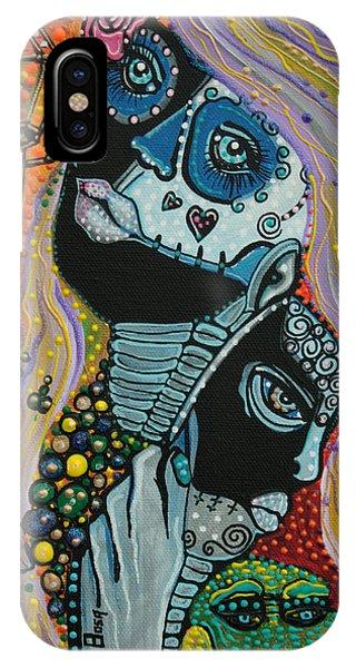 Voodoo iPhone Case - Dreaming Of Mardi Gras by Laura Barbosa