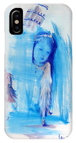 IPhone Case featuring the painting Dreaming Of Pisa by Laurie Lundquist