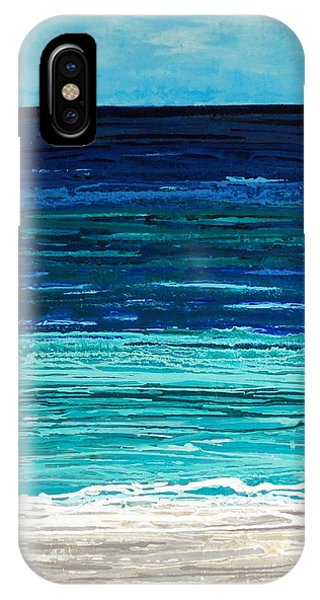 Dreaming Of The Sea IPhone Case