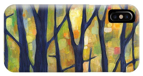Tree iPhone Case - Dreaming Trees 2 by Hailey E Herrera