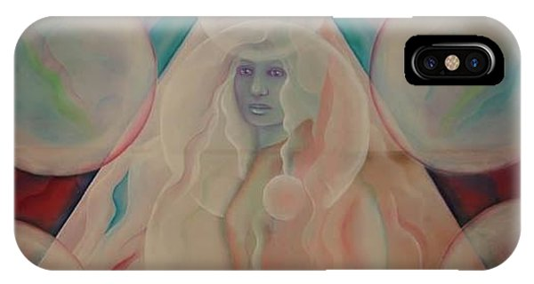 iPhone Case - Dreaming by Victoria Wilson-Jones