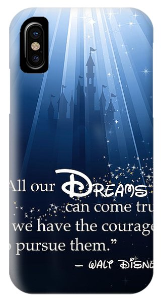 Celebration iPhone Case - Dreams Can Come True by Nancy Ingersoll