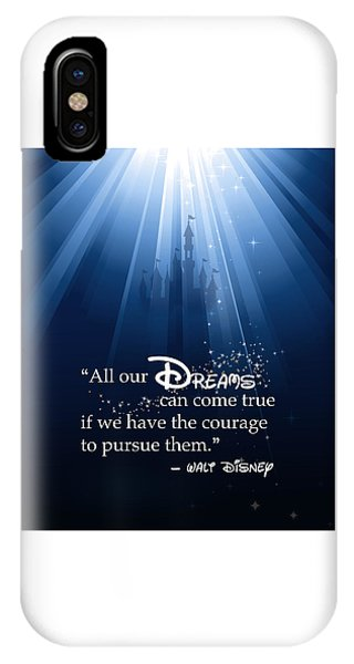 Dreams Can Come True IPhone Case