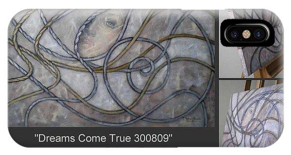 Dreams Come True 300809 IPhone Case