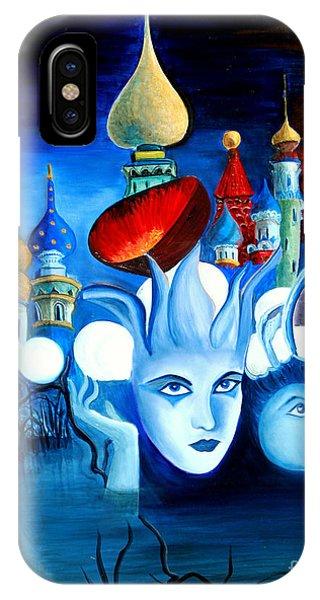 Dreams Phone Case by Pilar  Martinez-Byrne