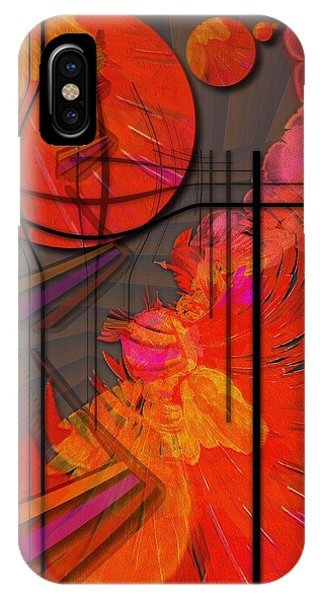 Dreamscape 06 - Tangerine Dream IPhone Case