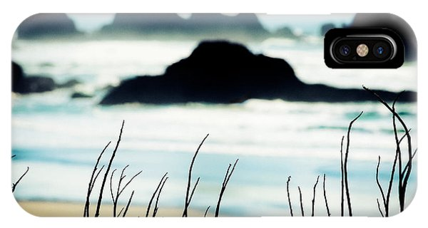 Pacific Ocean iPhone Case - Dreamy Beach by Debi Bishop