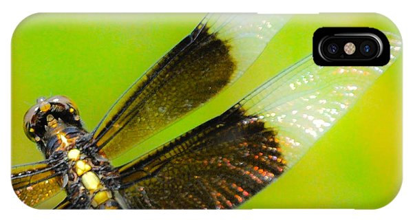Dreamy Dragonfly IPhone Case