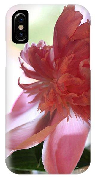 Dreamy Peonie IPhone Case