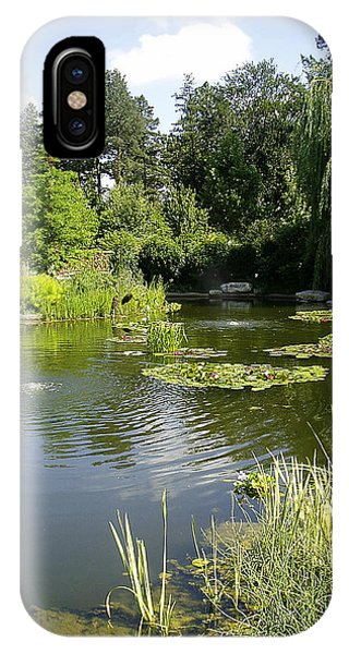 Dreamy Pond IPhone Case