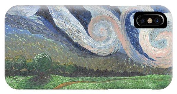 'dreamy Sky' IPhone Case