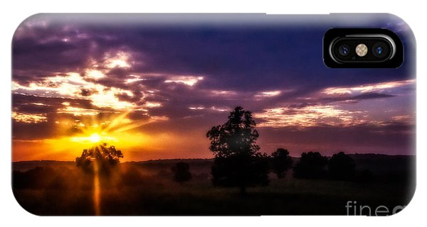 Dreamy Sunset IPhone Case