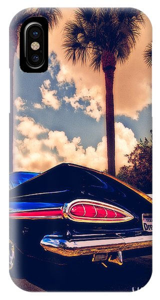 Dreemy 59 Impala - How Do U Live W/o It? IPhone Case