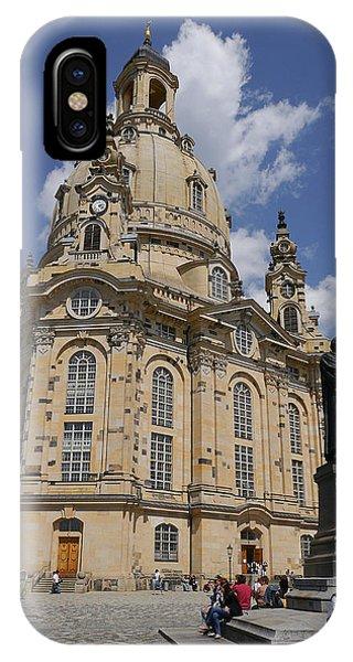 Dresden- Frauenkirche IPhone Case