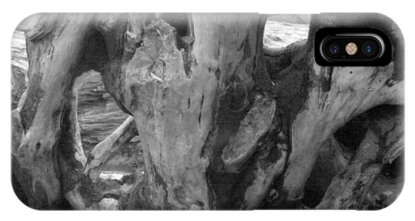 Drift Wood Cove IPhone Case