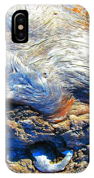 Driftwood 11 IPhone Case
